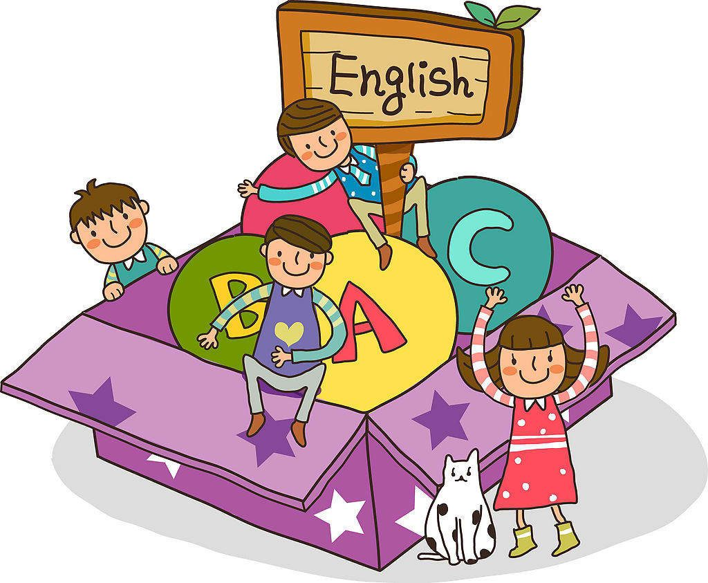 Anglų kalba mažiausiems